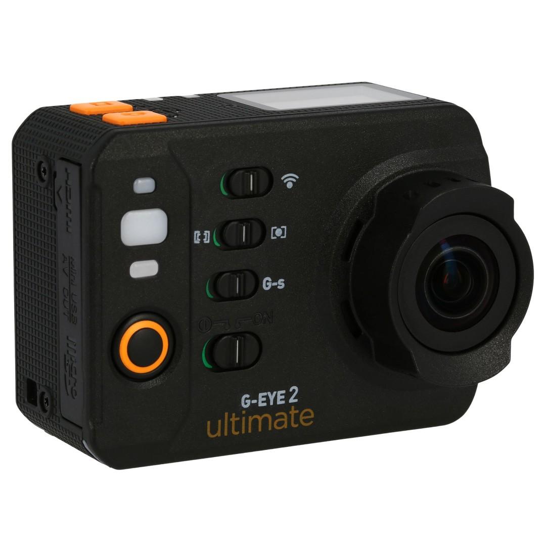 Kamera G-EYE 2 Ultimate [test]
