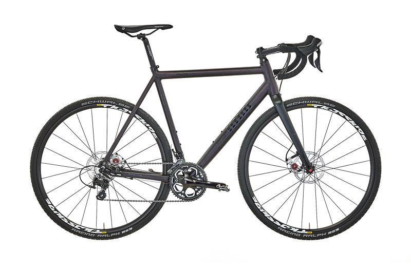 rower przełajowy ROSE PRO DX CROSS-2000