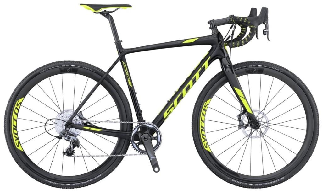 rower przełajowy Scott Addict CX 2016