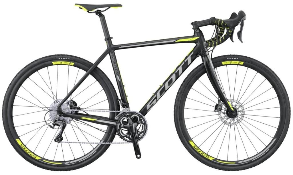 rower przełajowy Scott Speedster CX 2016