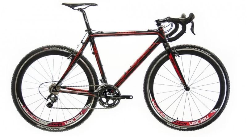 rower przełajowy Spyder Cross Atol Ultegra 2016