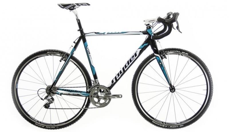 rower przełajowy Spyder Cross Shimano Tiagra 2016