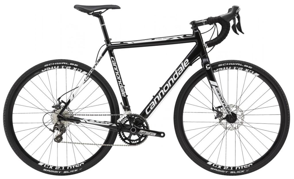rower przełajowy cannondale CAADX 105 Disc 2015