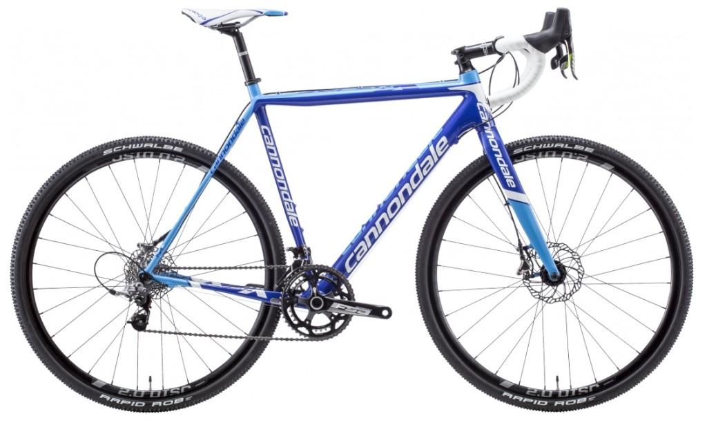 rower przełajowy cannondale SuperX Carbon Rival Disc