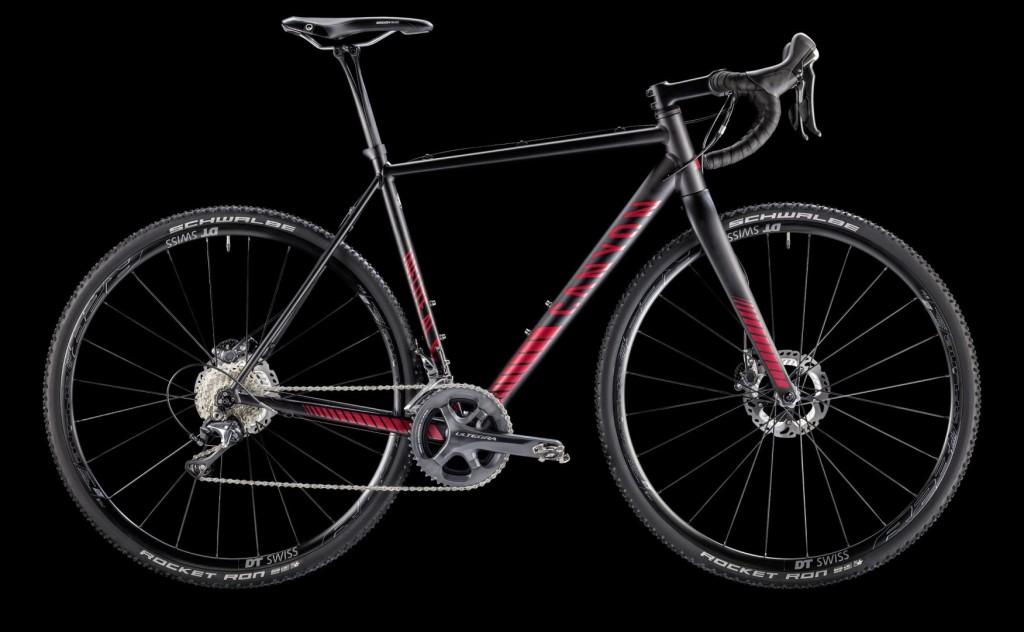 rower przełajowy canyon INFLITE AL 9.0