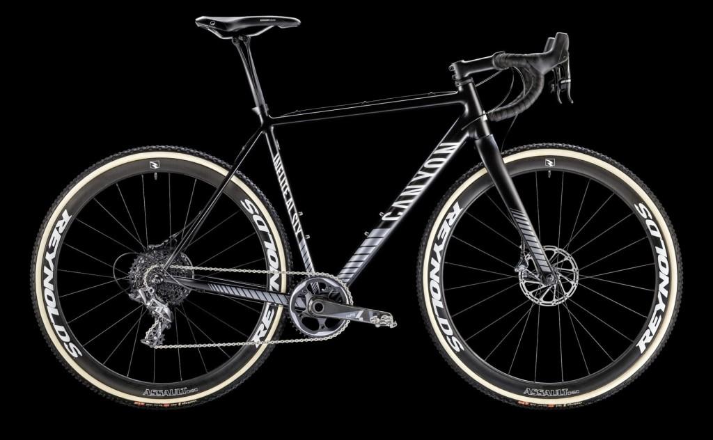 rower przełajowy canyon INFLITE AL SLX 9.0