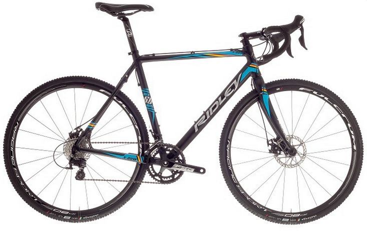 rower przełajowy ridley x bow 10