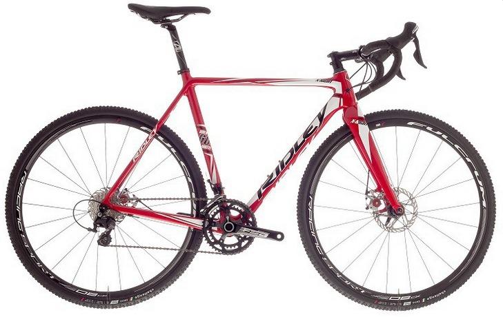rower przełajowy ridley x night 60