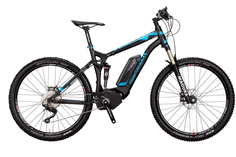 Elektryczny rower górski Kreidler Las Vegas 2.0 (mat. pras.)
