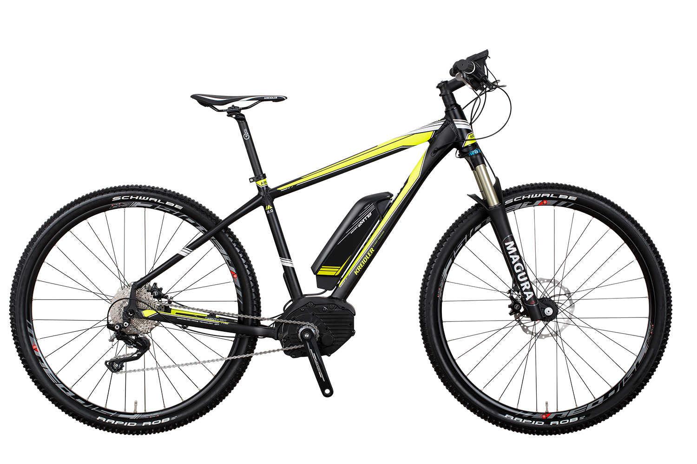 Elektryczny rower górski Kreidler Vitality Dice 29er 2.0 (mat. pras.)