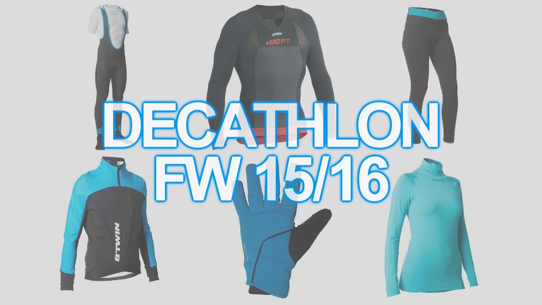 Rowerowy Decathlon na jesień i zimę