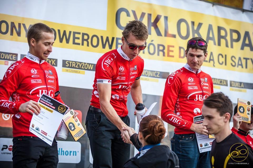 Piotr Brzózka (JBG2): XCO będzie wkrótce jak F1