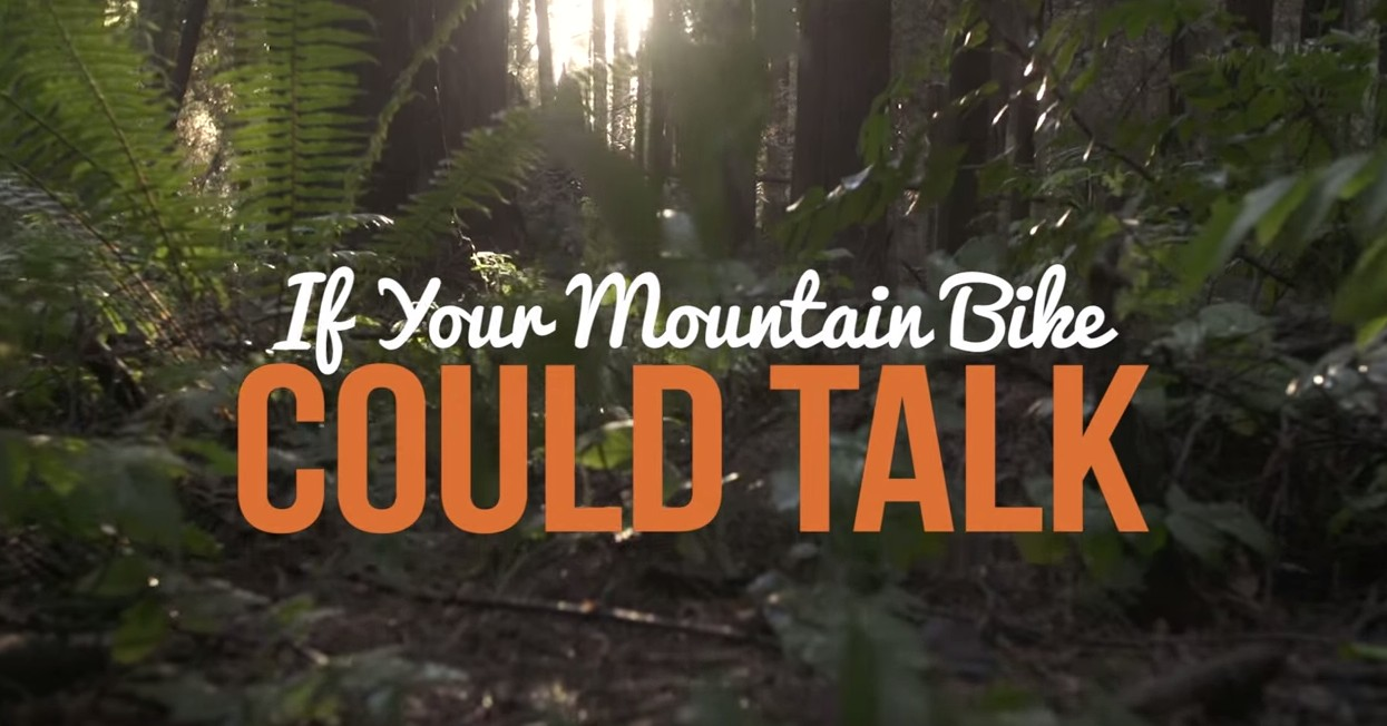 Co by było gdyby Twój rower mógł mówić?