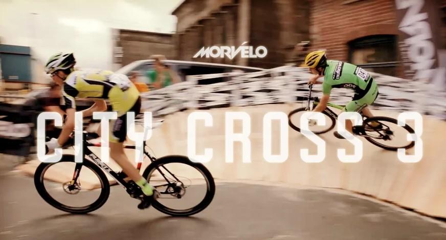 Morvélo CityCross 3 [wideo]