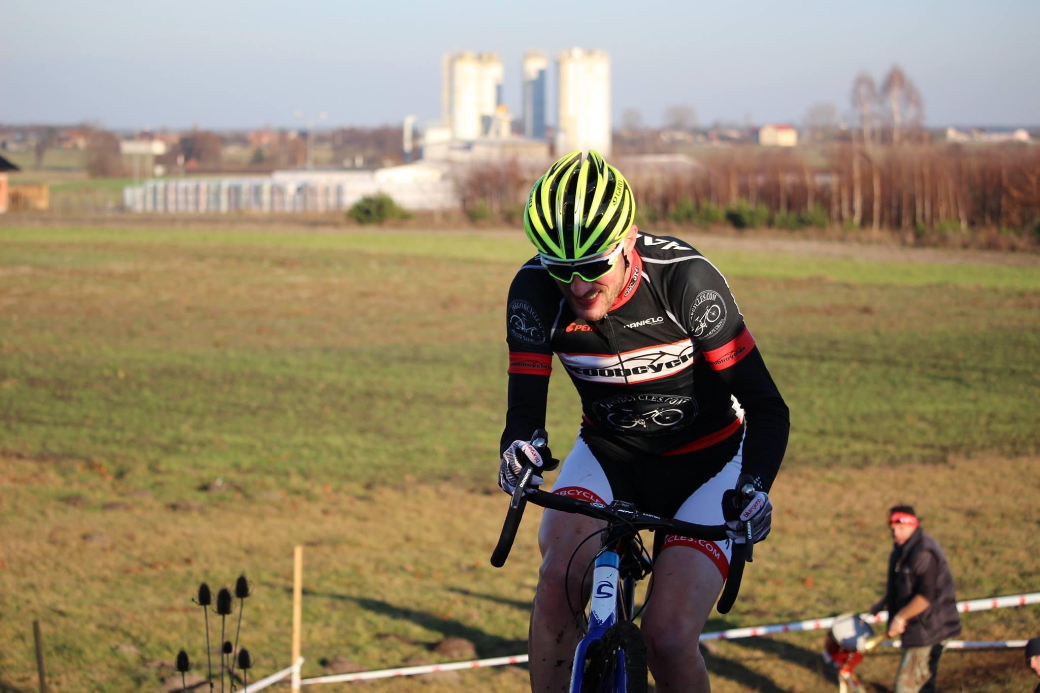 Jarosław Wolcendorf (Jakoobcycles.com) – Puchar Polski CX – Sławno