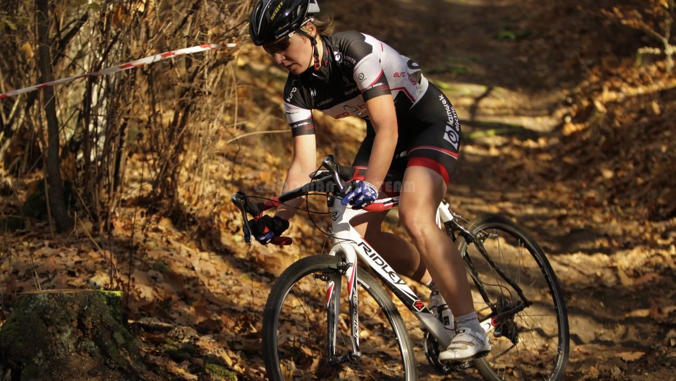 Magdalena Sadłecka (Euro Bike Kaczmarek Electric) o sezonie przełajowym