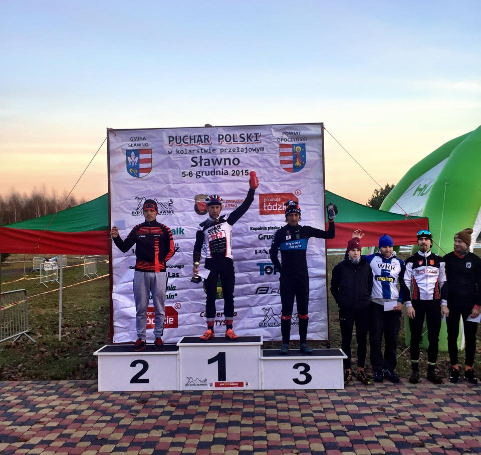 Marek Konwa (Real 64sto Leszno) - Puchar Polski CX - Sławno 3