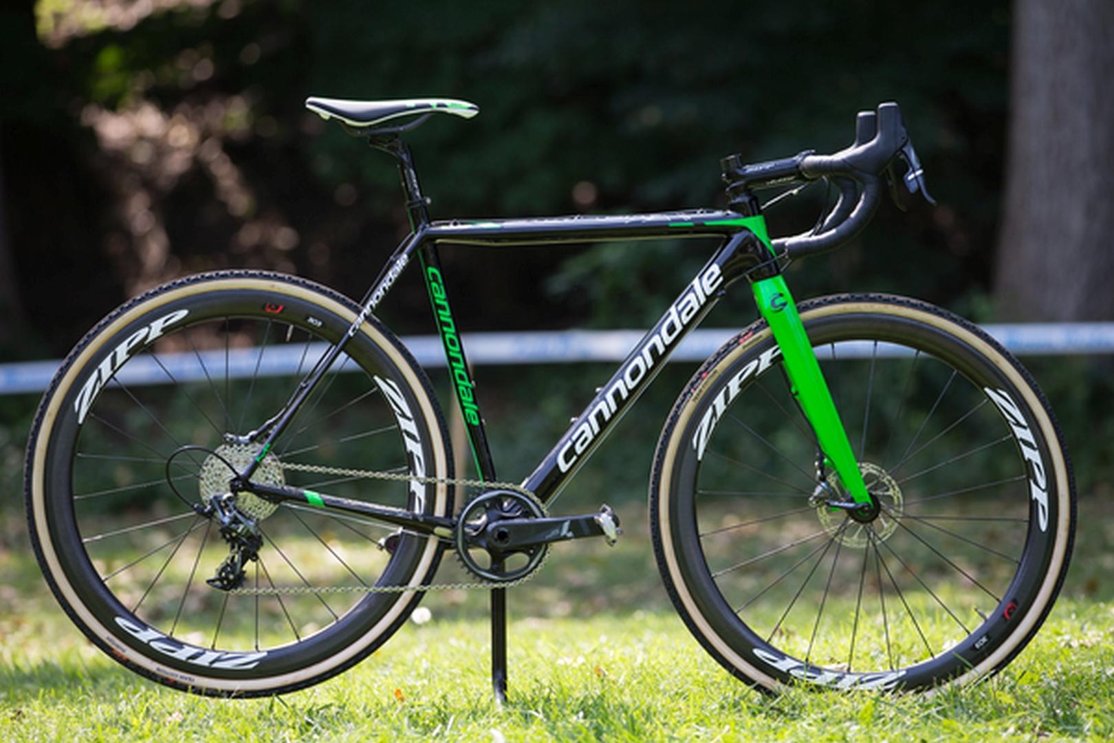 Rower przełajowy Cannondale SuperX Hi Mood CX1 Team 005