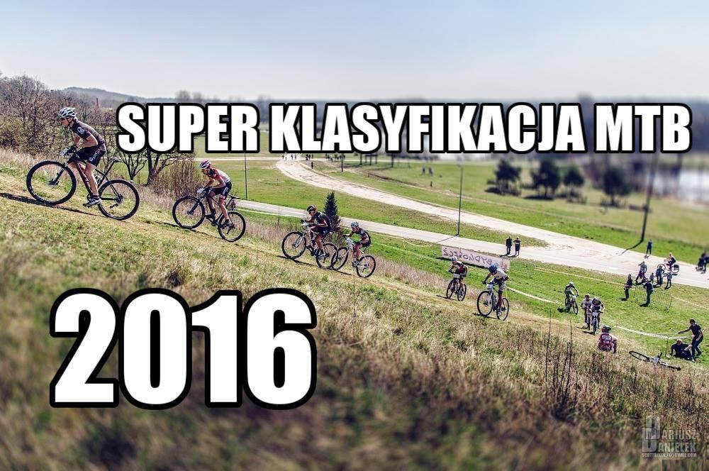 Super Klasyfikacja MTB 2016
