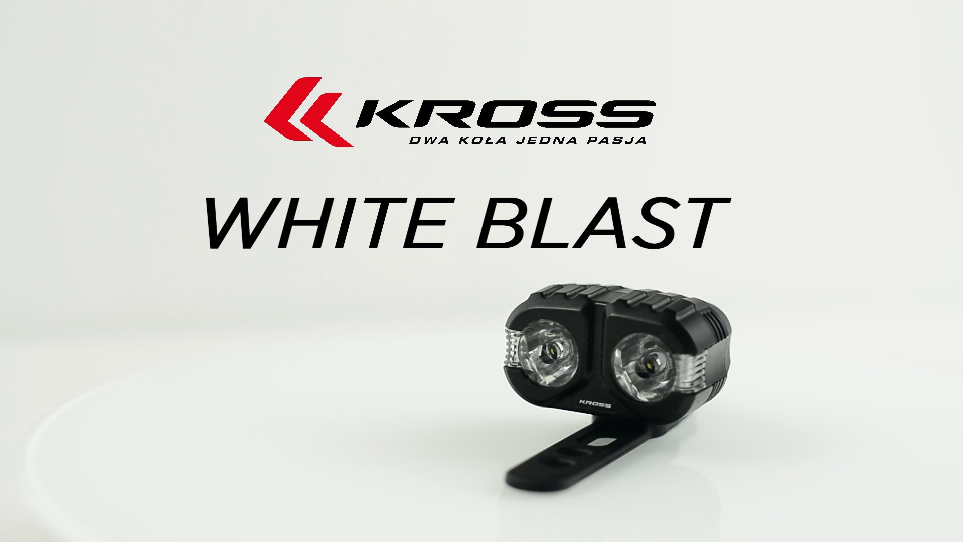 Lampa Kross White Blast