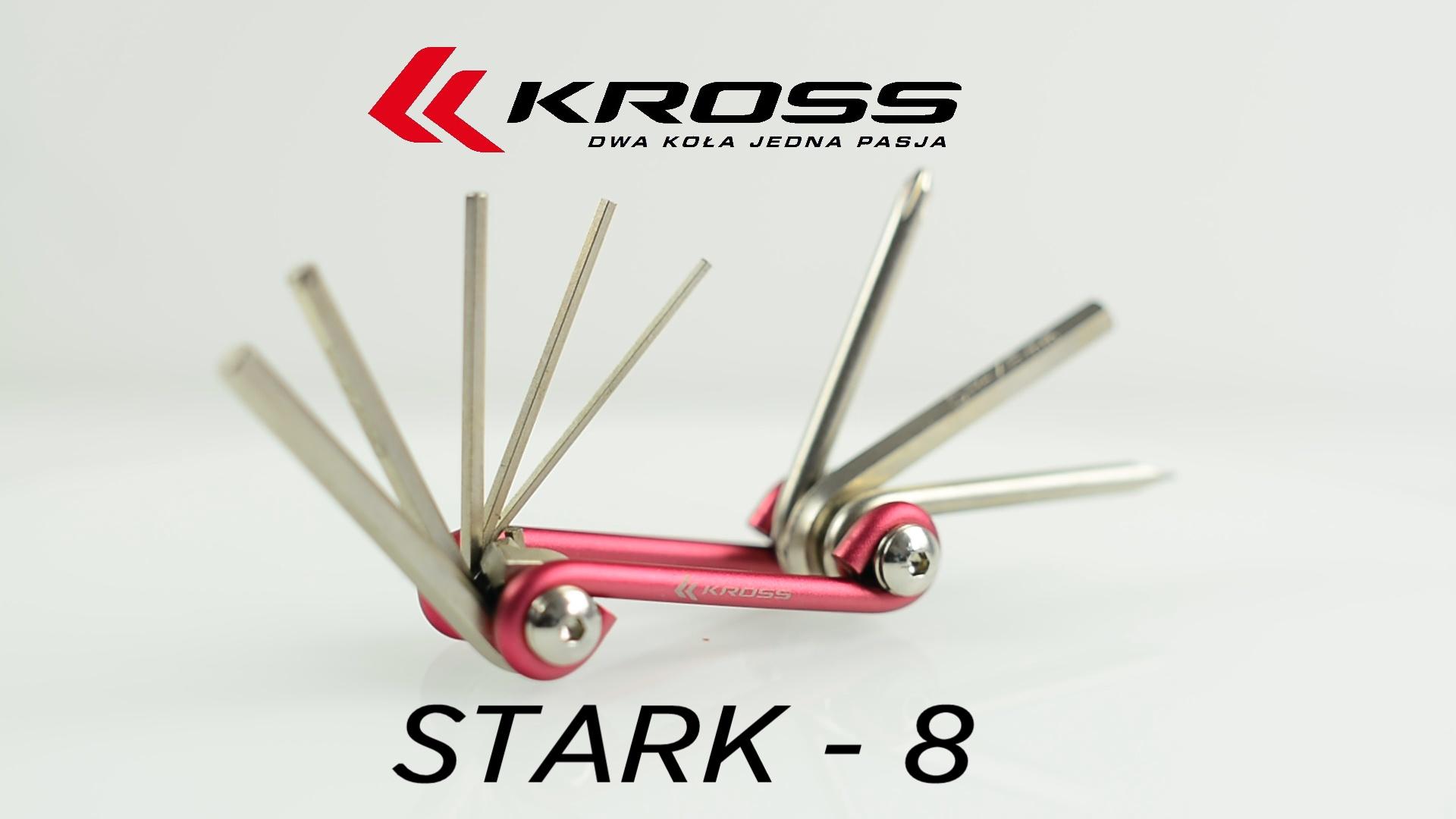 Narzędziownik Kross STARK-8