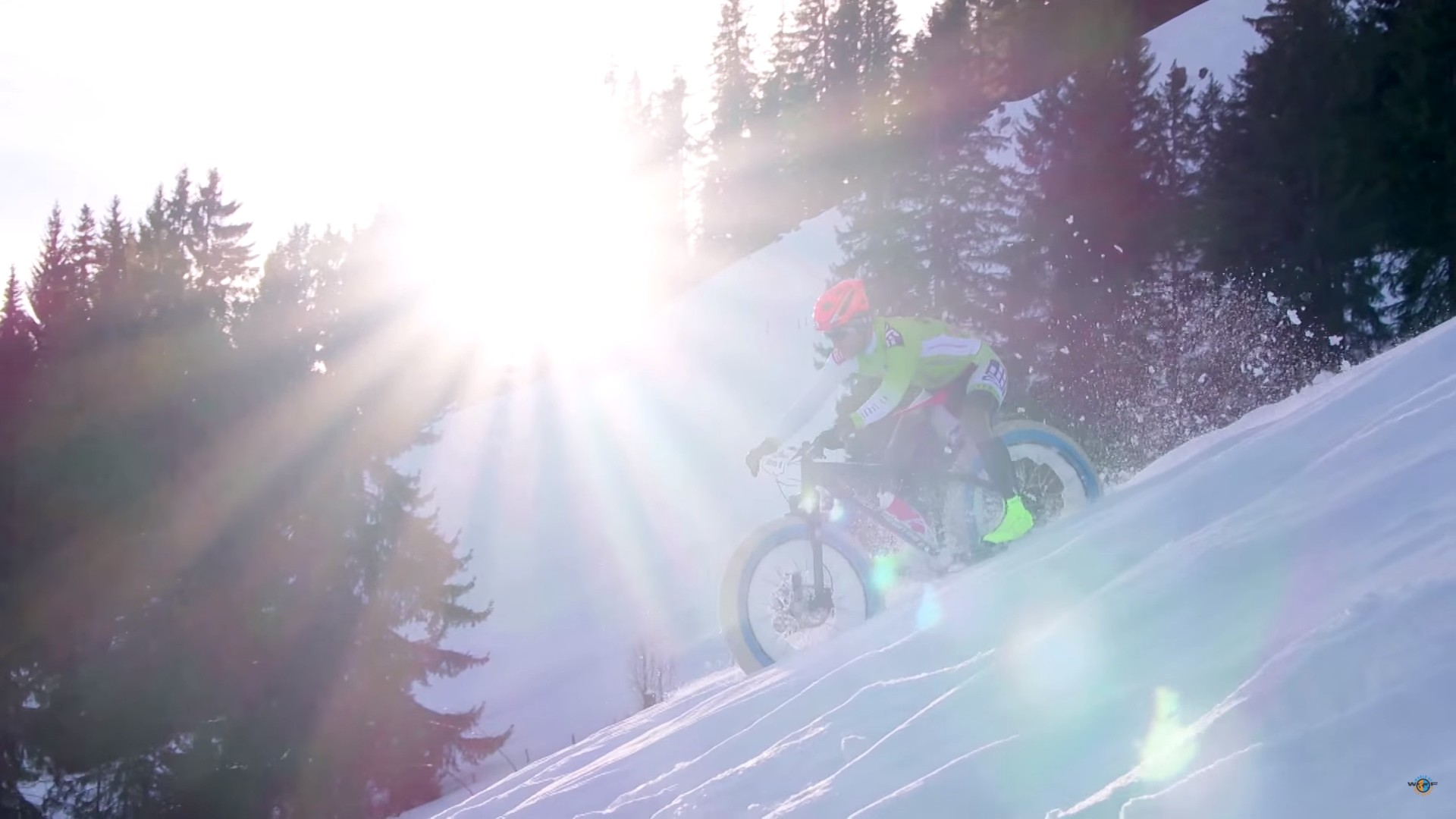 Snow Bike Festival 2016 – Gstaad #2