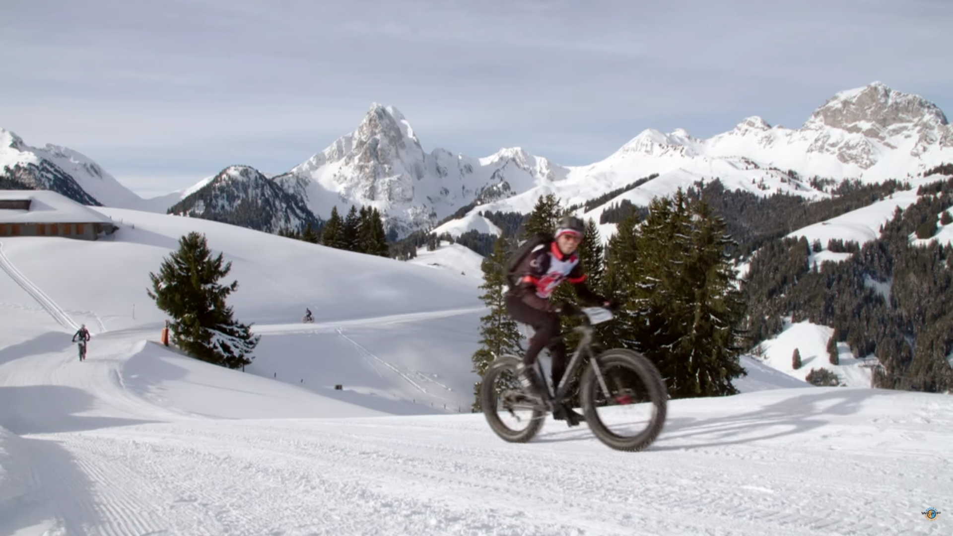 Snow Bike Festival 2016 – Gstaad #1