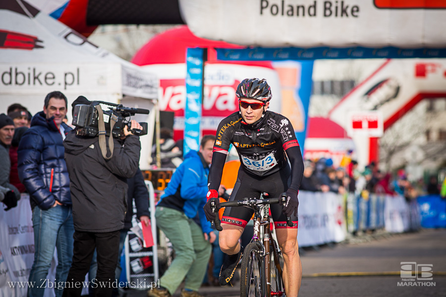 XXVII Warszawski Triathlon Zimowy na Stegnach [PR]