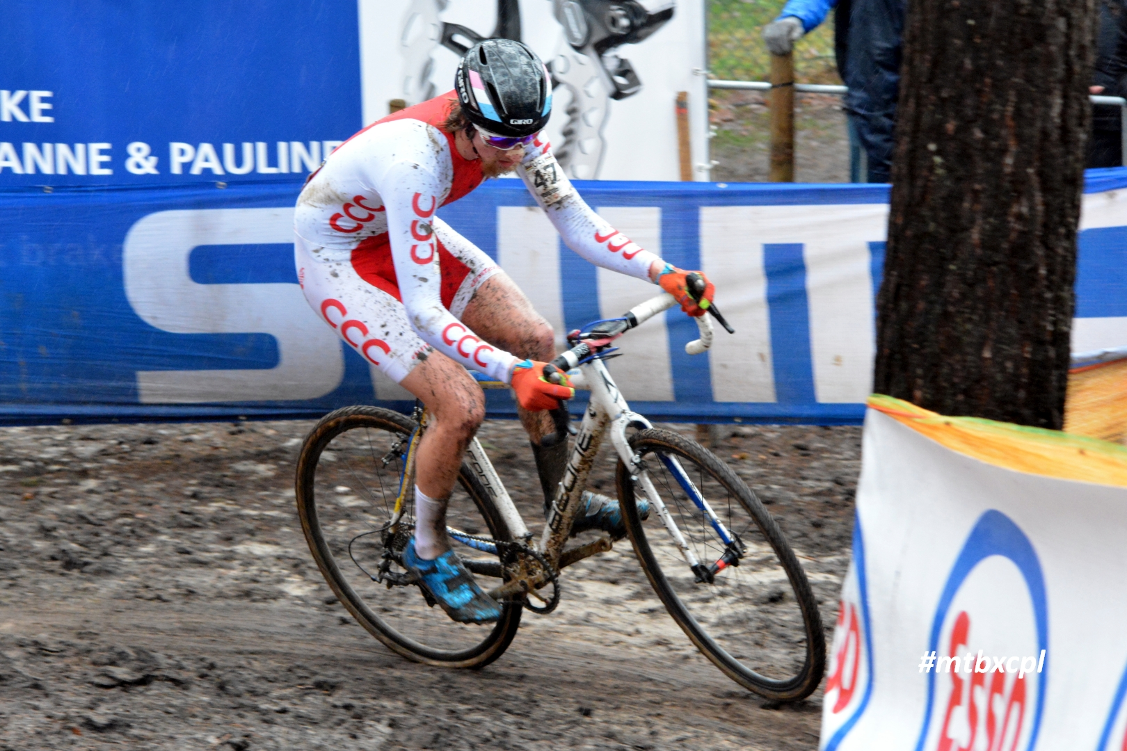 bartosz mikler mistrzostwa świata w kolarstwie przełajowym zolder 2016 2