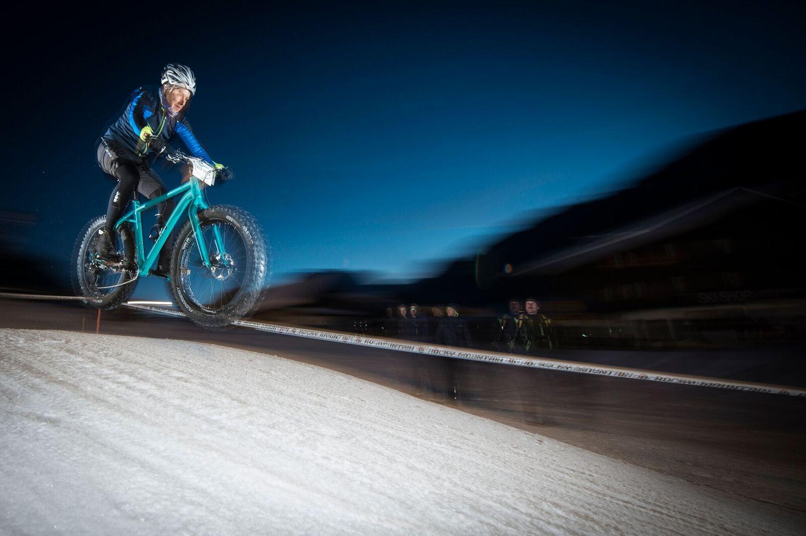 Snow Bike Festival 2016 – nocny XCE