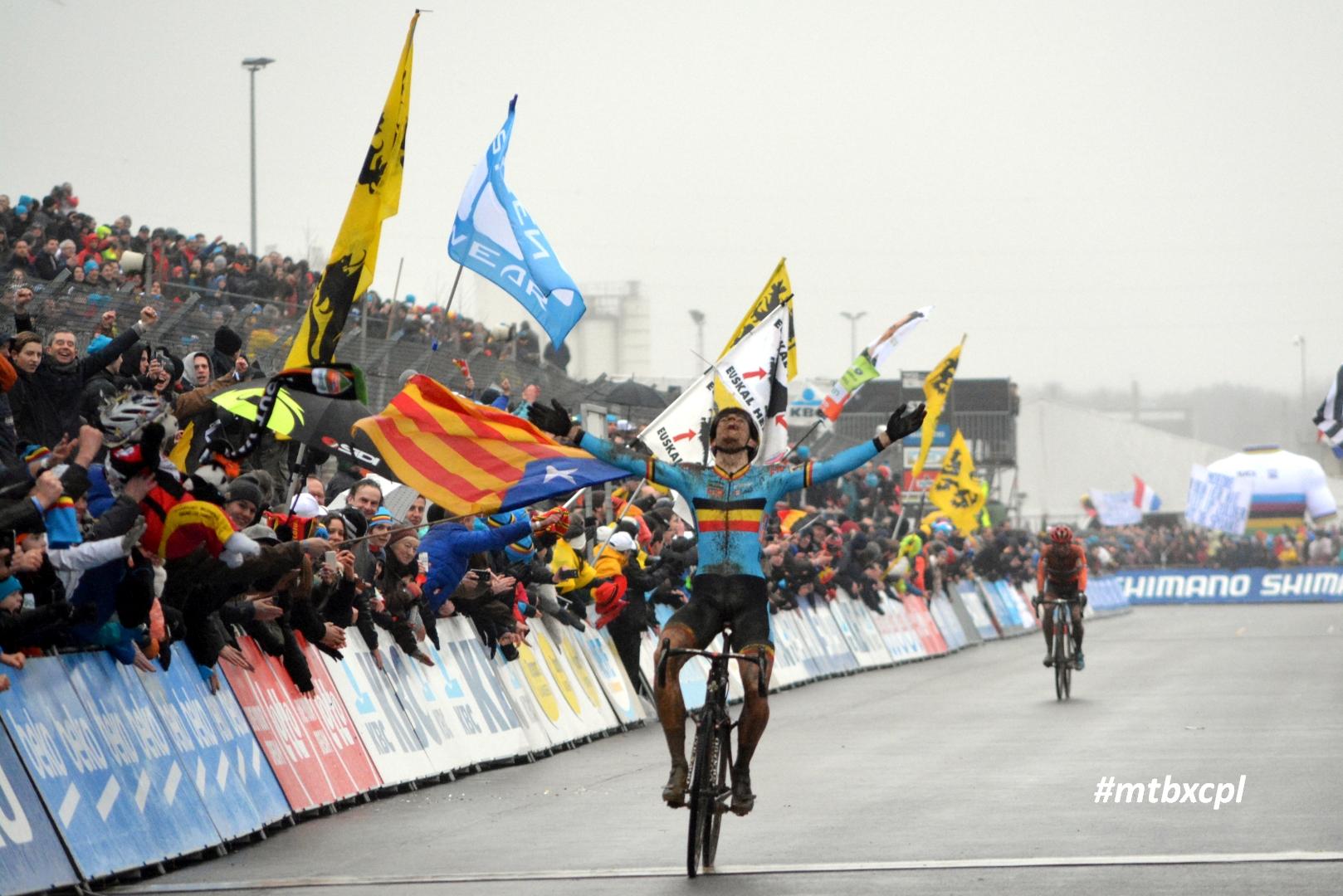 Mistrzostwa Świata w kolarstwie przełajowym – komentarze zwycięzców