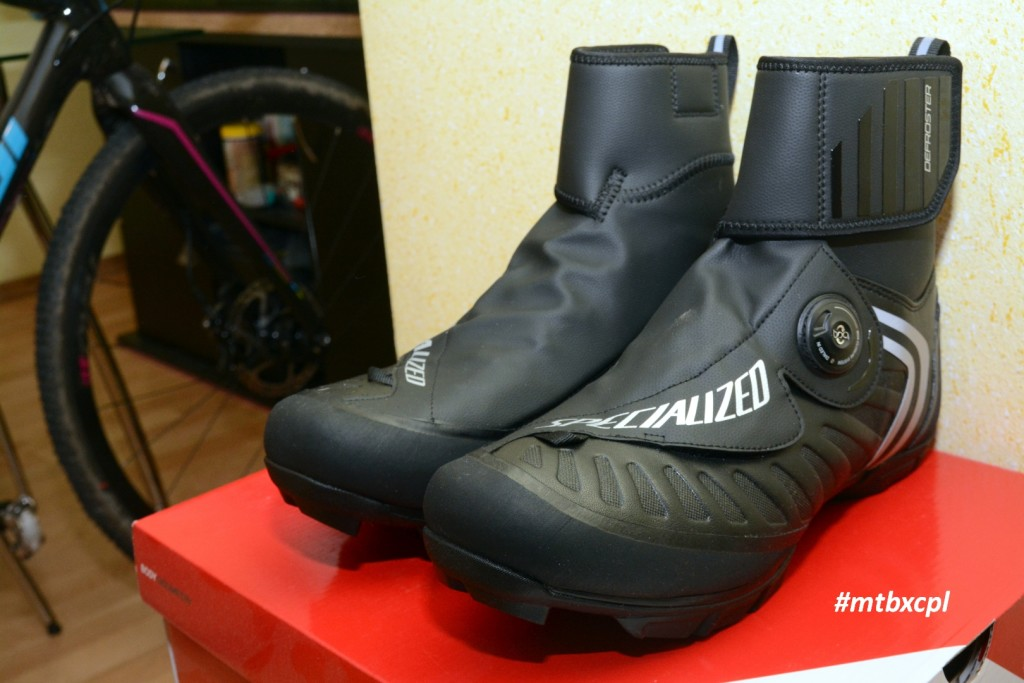 Buty rowerowe Specialzed Defroster Trail 014