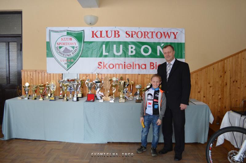 Podsumowanie sezonu – KS Luboń Skomielna Biała