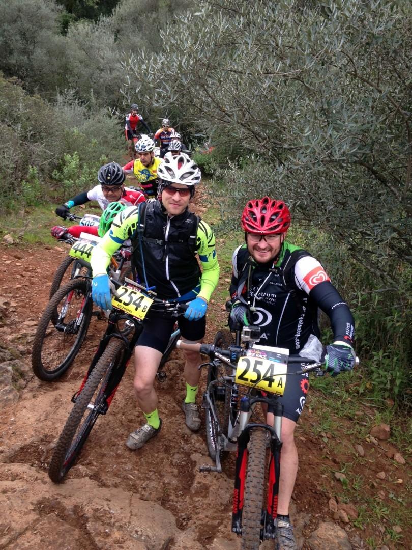 abr 2016 5 andalucia bike race piotr kozdryk bartosz męziński centrum rowerowe olsztyn finisher trasa
