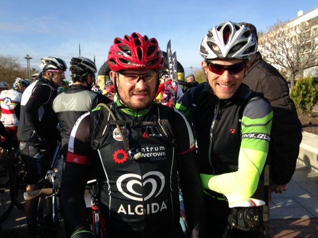 Piotr Kozdryk + Bartosz Męziński (CRO Finisher.pl) na Andalucia Bike Race #6