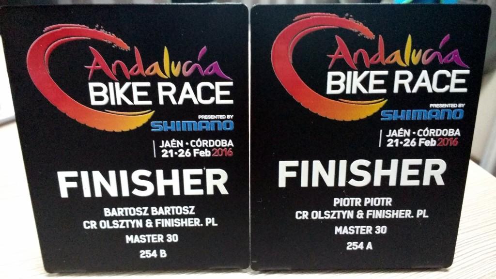 abr 2016 6 andalucia bike race piotr kozdryk bartosz męziński finisher