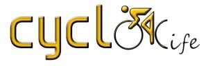 cyclo life paweł niechwiedowicz logo