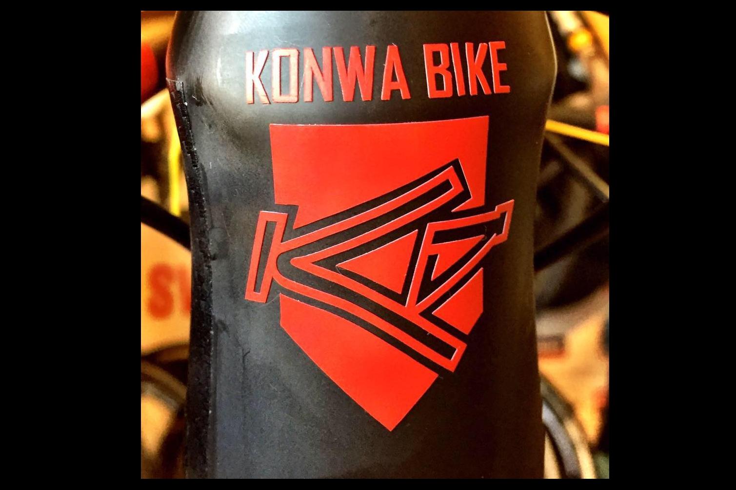 "Marek Konwa o projekcie ""Konwa BIKE"""