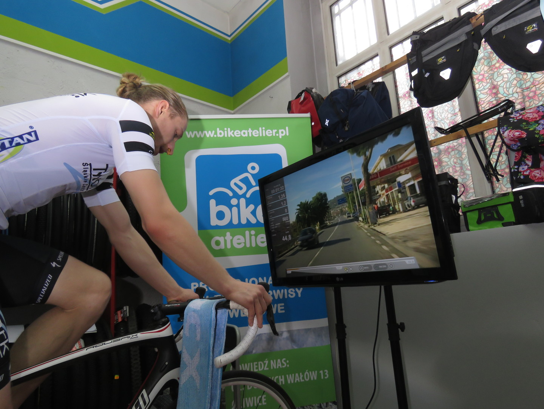 Tour de Bike Atelier na półmetku