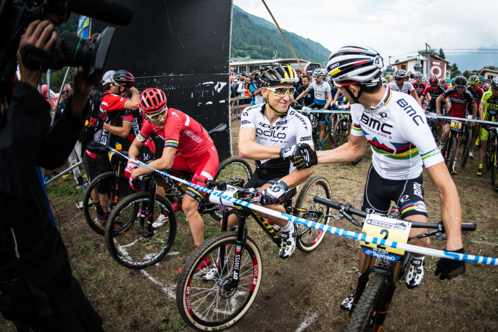 2, Absalon, Julien, BMC MTB, , FRA 1, Schurter, Nino, Scott-Odlo, , SUI 3, Kulhavy, Jaroslav, Specialized Racing, , CZE