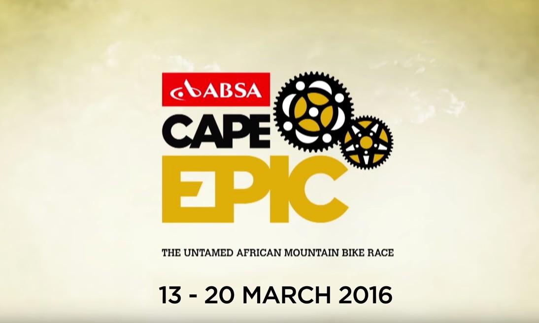 Nadchodzi Absa Cape Epic 2016