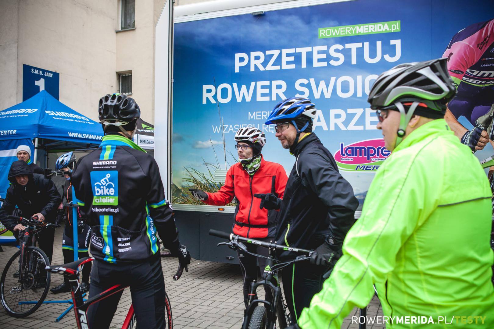 Mobilne centrum testowe merida polska 2016 12