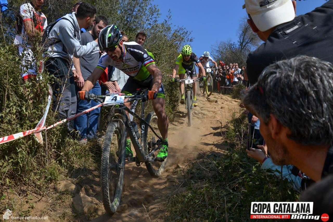Jose Antonio Hermida na podium w Hiszpanii [PR]