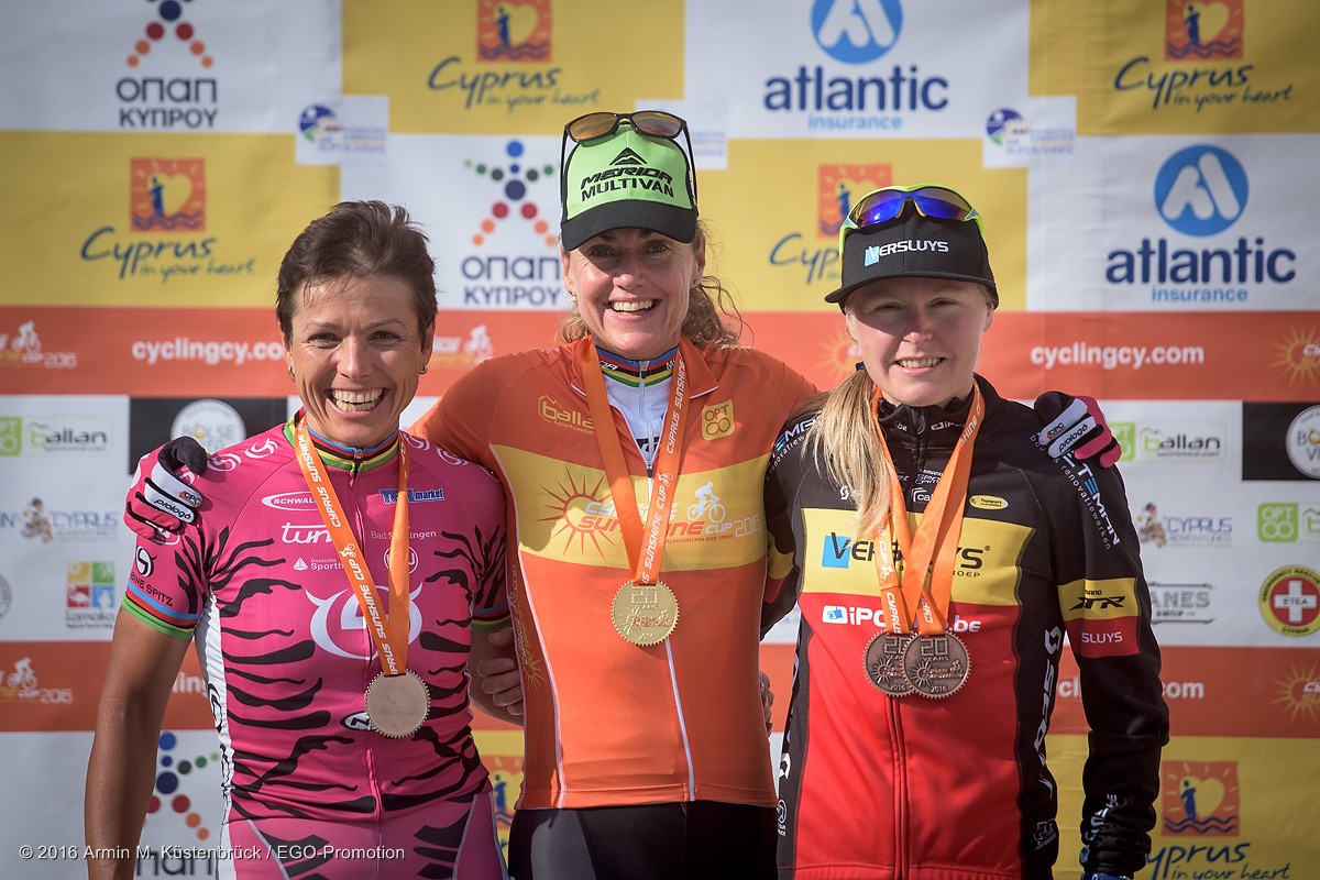 Miejsca na podium i triumf Multivan Merida na Cyprze [PR]