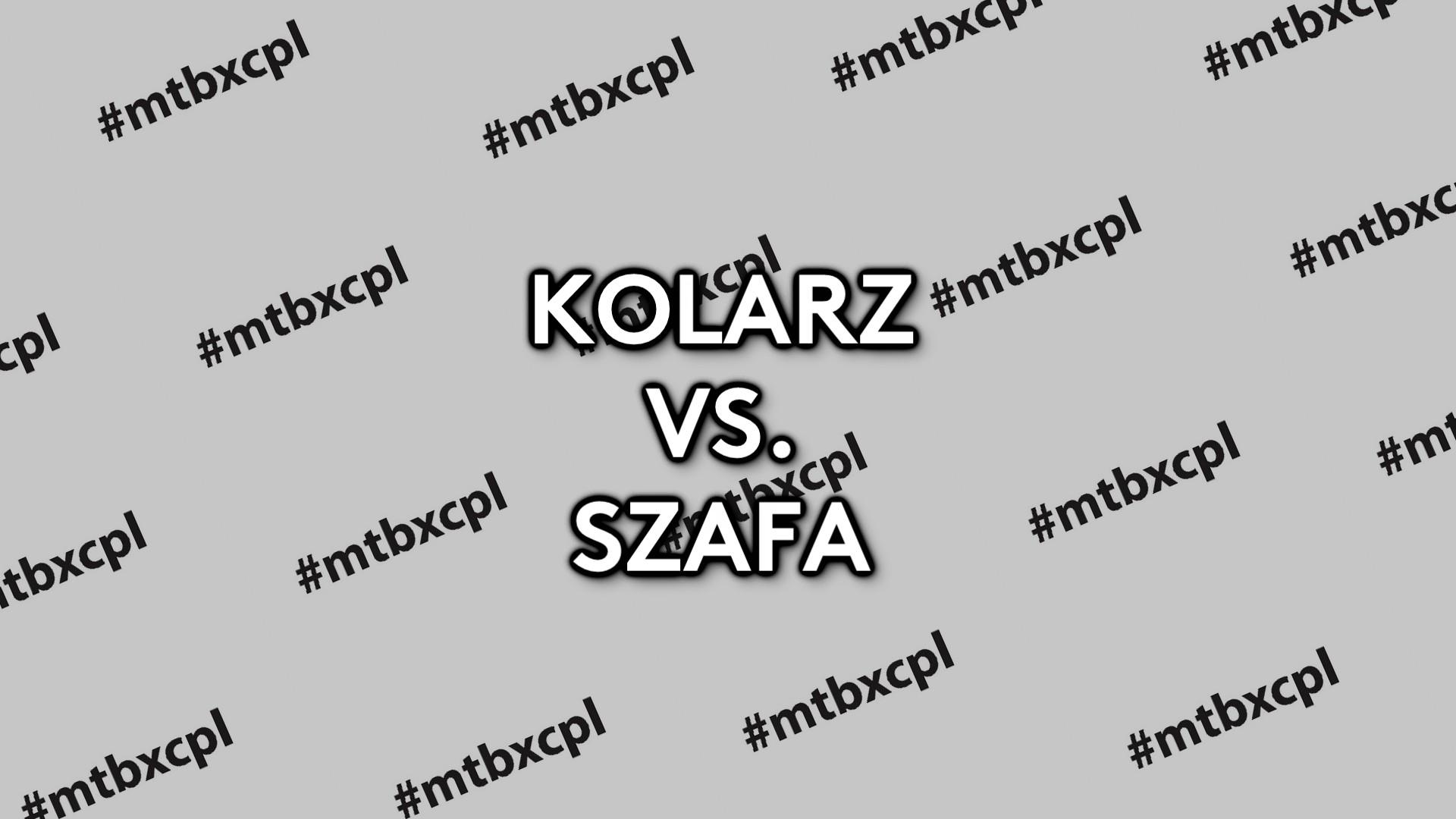 KOLARZ VS. SZAFA