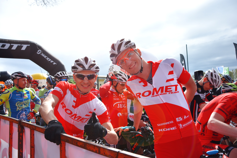 Bartosz Janowski (Romet MTB Team): Bike Maraton – Miękinia