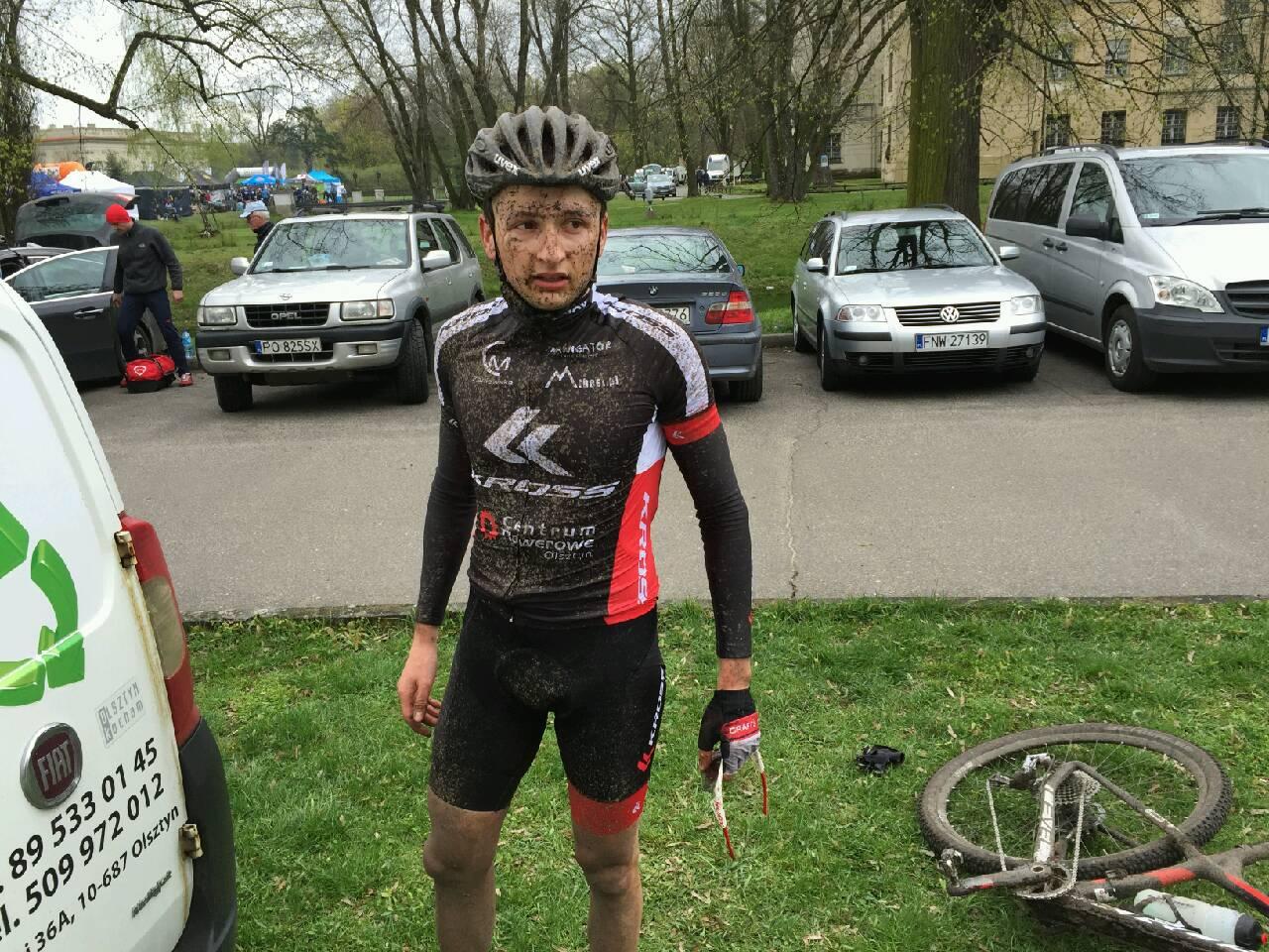 Paweł Kowalkowski (Kross Centrum Rowerowe Olsztyn): Bike Maraton – Miękinia