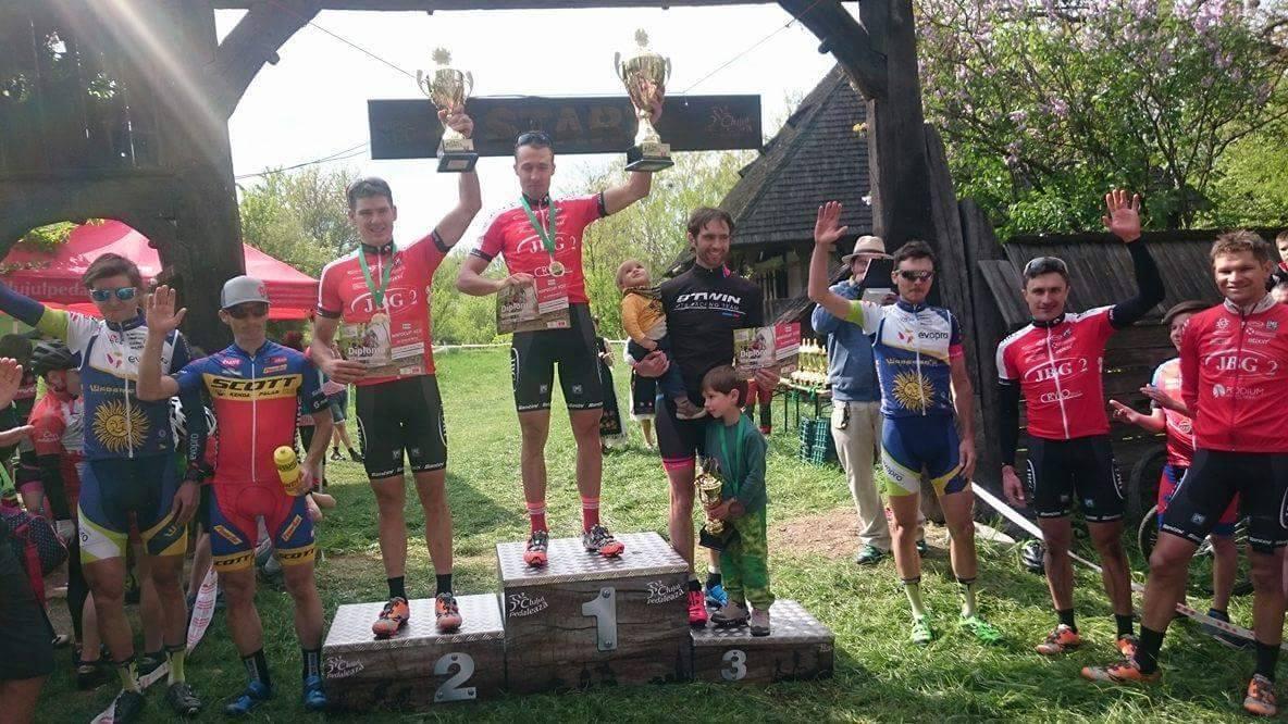 Patryk Piasecki (JBG-2) – BT Marathon Faget powered by Vodafone, Cluj-Napoca, Rumunia