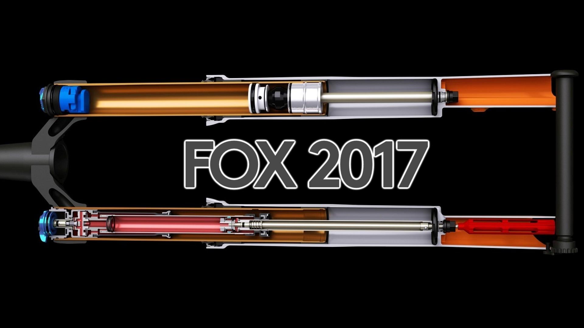 FOX odchudza amortyzatory do XC