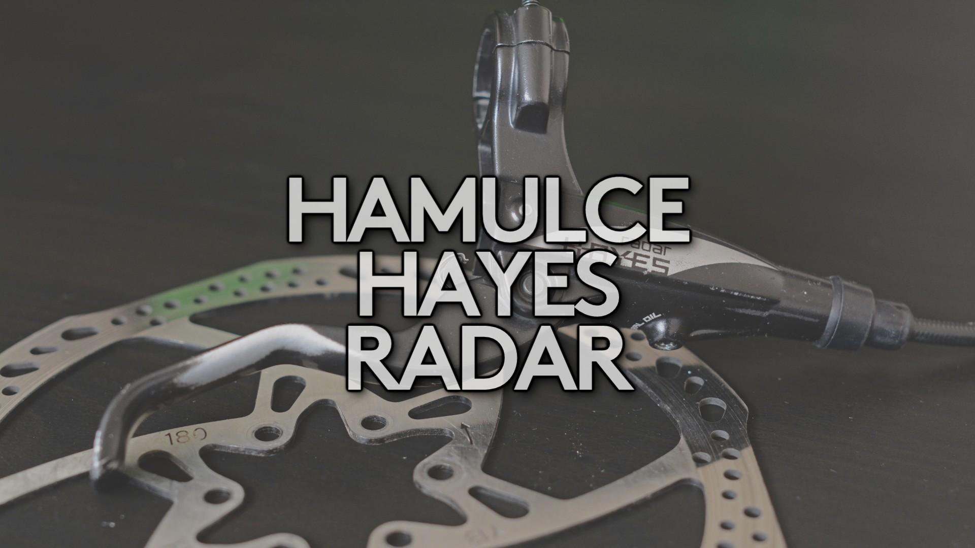 Hamulce Hayes Radar